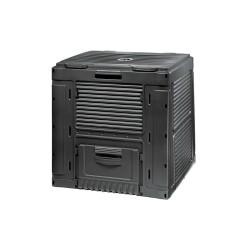 Komposta kaste E-Composter With Base 470L melna
