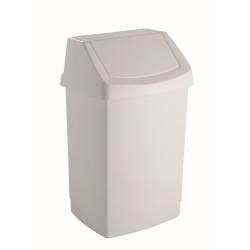 Atkritumu spainis Click-it 9L balts