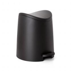 Vannas istabas pedāļspainis 3L Standard melns