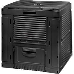 Komposta kaste E-Composter Without Base 470L melna