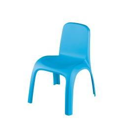 Bērnu krēsliņš Kids Table zils