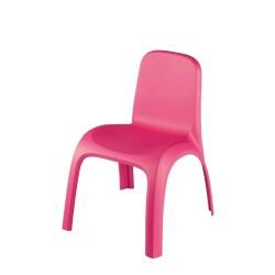 Bērnu krēsliņš KIDS TABLE rozā