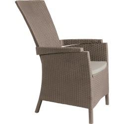 Dārza krēsls Vermont bēšs