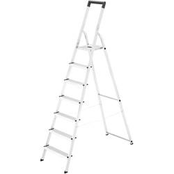 Kāpnes mājsaimniecības Selekta L40 BasicLine / alumīnija / 7 pakāpieni