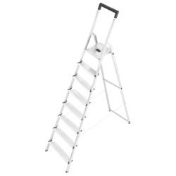 Kāpnes mājsaimniecības Selekta L40 BasicLine / alumīnija / 8 pakāpieni