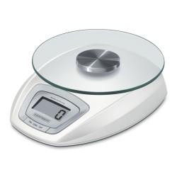 LEIFHEIT Elektroniskie virtuves svari ar stikla šķīvi 5kg