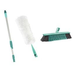 LEIFHEIT Slaucīšanas un putekļu tīrīšanas komplekts