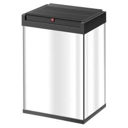 Atkritumu tvertne Big-Box Swing L / 35L / nerūsējošā tērauda / akc