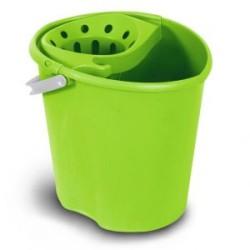 Spainis ar nospiežamo 12L zaļš