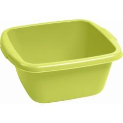 Bļoda kvadrāts 7L zaļa