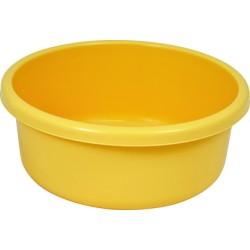 Bļoda apaļa 6L dzeltena