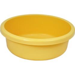 Bļoda apaļa 9L dzeltena