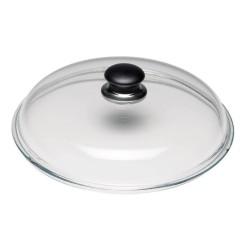 Stikla vāks Dome Ø18cm