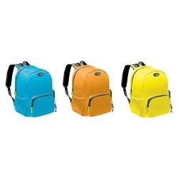 Termiskā mugursoma Vela+ asorti, gaiši zila/dzeltena/oranža
