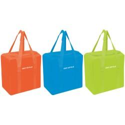 Termiskā soma Fiesta Vertical asorti, oranža/gaiši zila/zaļa