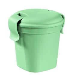 Pārtikas trauciņš/krūzīte Cup S 0,4L Smart Eco To Go maigi zaļš