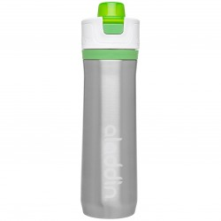 Pudele-termoss Active Hydration Bottle 0,6L nerūsējošā tērauda / zaļa