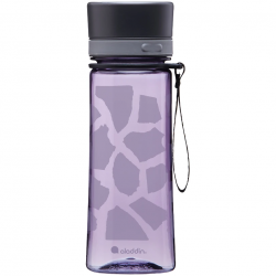 Pudele Aveo Water Bottle 0,35L violeta