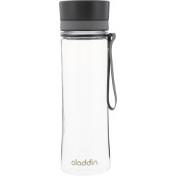 Pudele Aveo Water Bottle 0,6L pelēka
