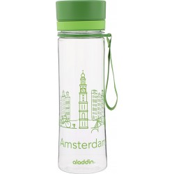 Pudele Aveo Water Bottle 0,6L Amsterdam