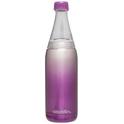 Pudele-termoss Fresco Twist & Go Bottle 0,6L nerūsējošā tērauda / violeta