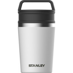 Termokrūze Adventure The Shortstack Travel Mug 0,23L balta