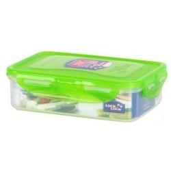 Pārtikas trauks Classic 550 ml / taisnstūris / gaiši zaļš