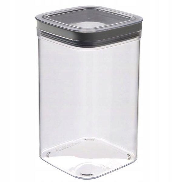Pārtikas uzglabāšanas trauks kvadrāts 2,3L Dry Cube