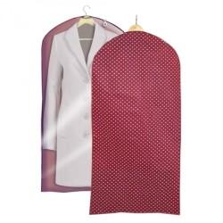 Apģērbu soma 60x135cm Bordeaux