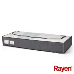 Apģērbu kaste Premium tumši pelēka 103x16x45cm