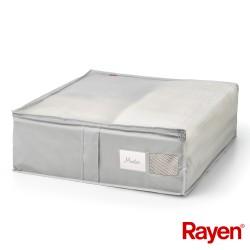 Segu kaste Premium pelēka 65x55x20cm